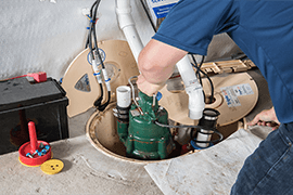 Basement Waterproofing Problem - Sump Pump Problems
