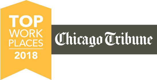 Perma-Seal Rated in Top Work Places of 2018 by Chicago Tribune