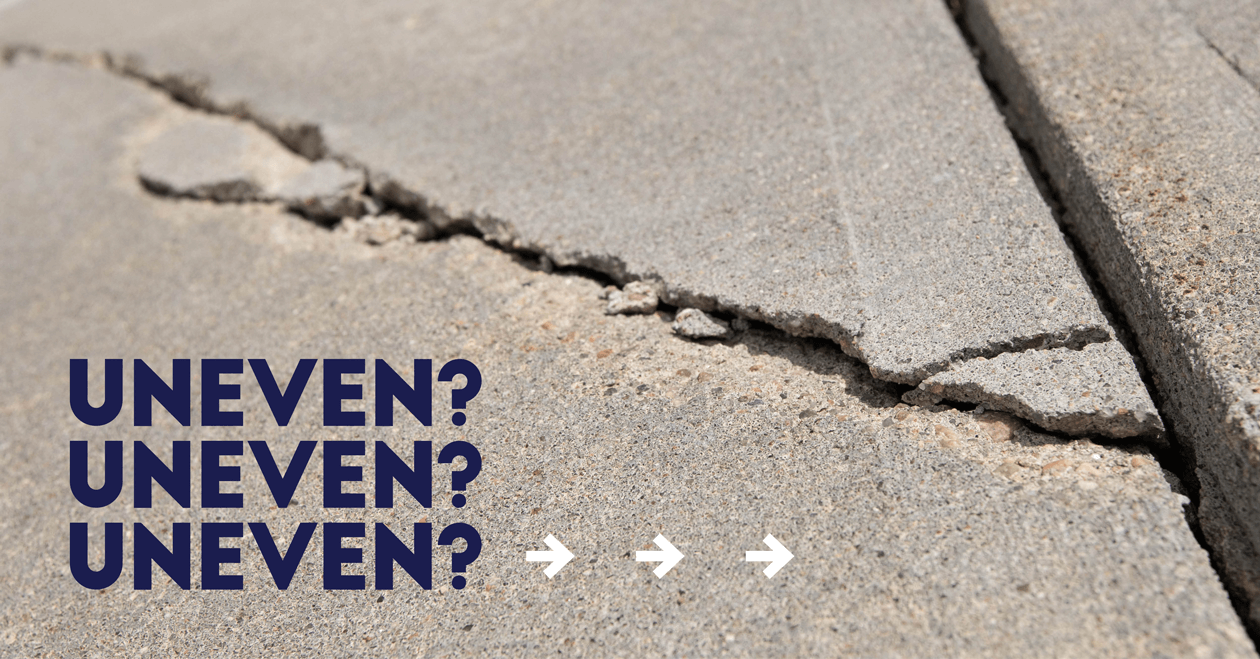 Uneven Sidewalks and Who They Impact