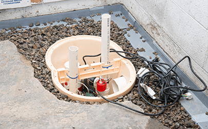 Basement Drainage Systems